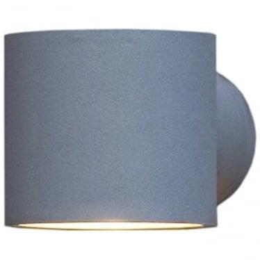Modena wall lamp - round - aluminium 7342-300