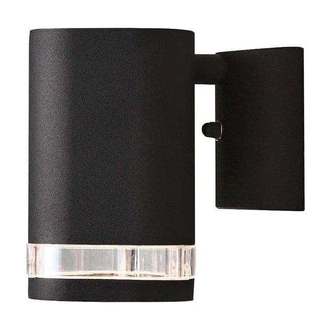 Konstsmide Garden Lighting Modena wall lamp single - black 7511-750