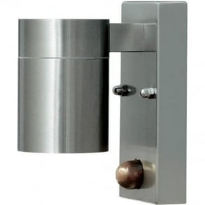 Modena wall lamp single PIR - stainless steel 7541-000