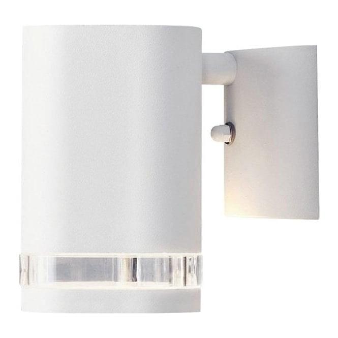 Konstsmide Garden Lighting Modena wall lamp single - white 7511-250