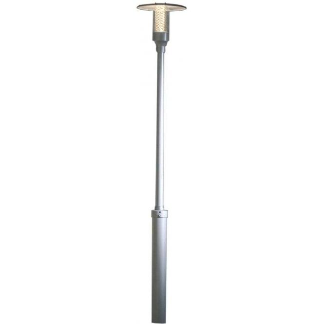 Konstsmide Garden Lighting Nova post light - aluminium 403-310