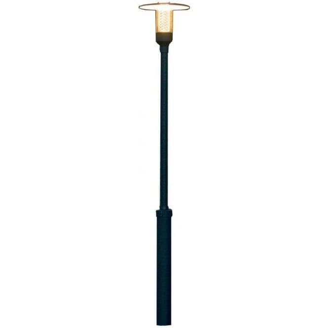 Konstsmide Garden Lighting Nova post light - black 403-750