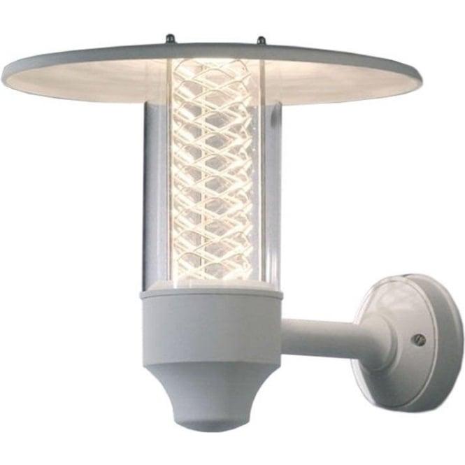 Konstsmide Garden Lighting Nova wall light - white 406-250