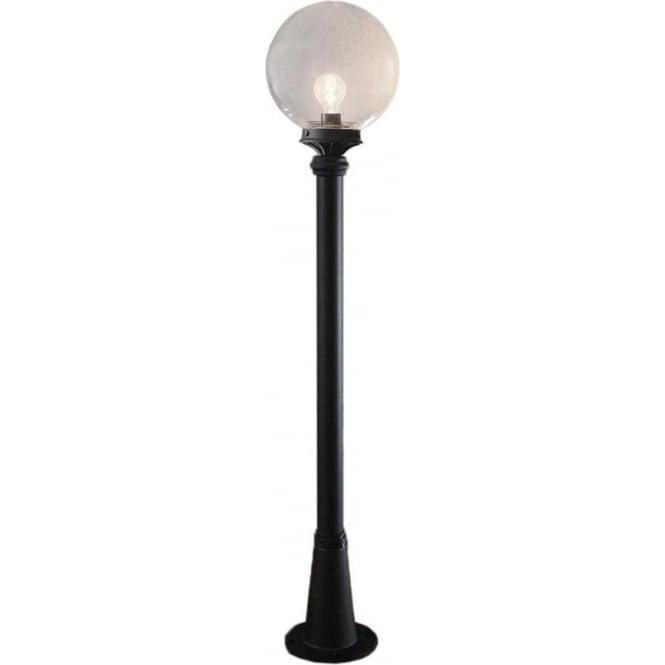 Konstsmide Garden Lighting Orion short pole - black 498-750