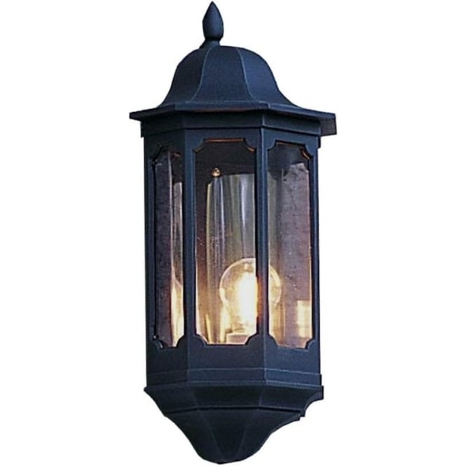 Konstsmide Garden Lighting Pallas flush light - black 566-750