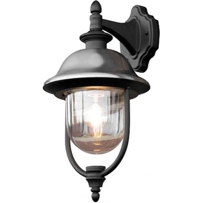 Konstsmide Garden Lighting Parma down light - black 7240-000