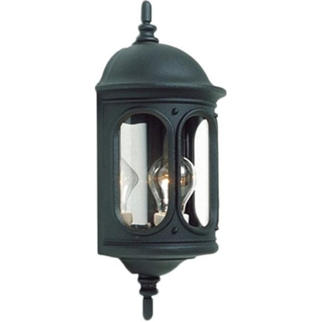 Konstsmide Garden Lighting Rigel flush light - black 606-750