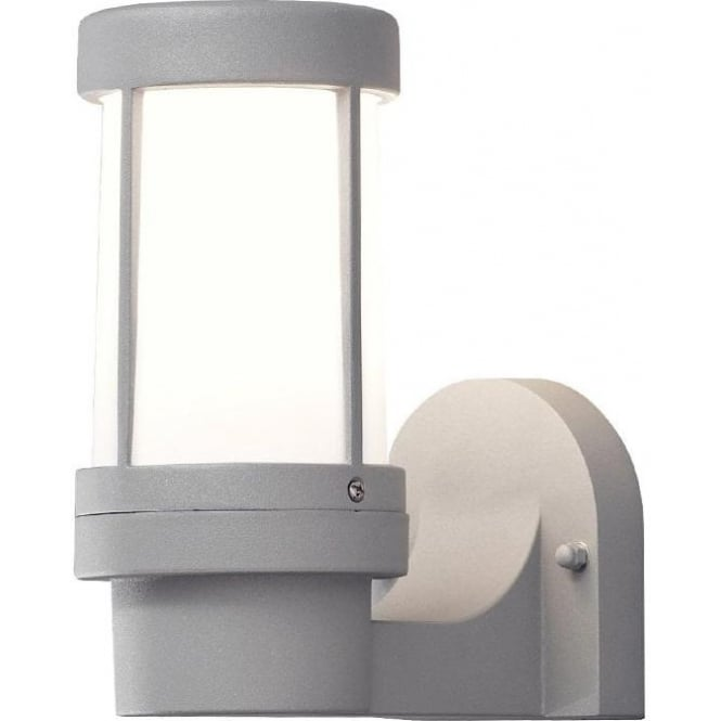 Konstsmide Garden Lighting Siena wall lamp - aluminium 7513-302