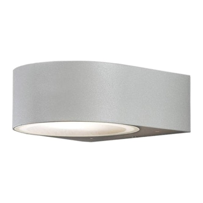 Konstsmide Garden Lighting Teramo wall lamp - aluminium 7510-300