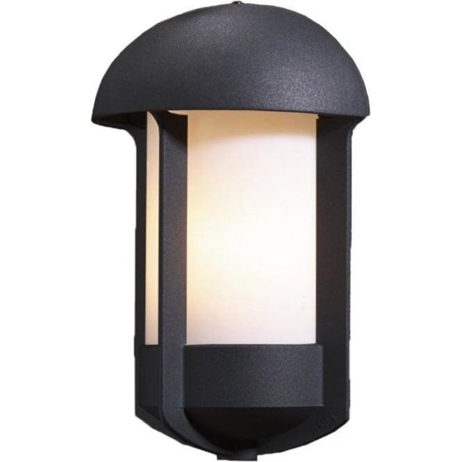 Konstsmide Garden Lighting Tyr wall light - black 510-752