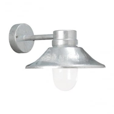 Vega wall light LED - galvanised 412-320