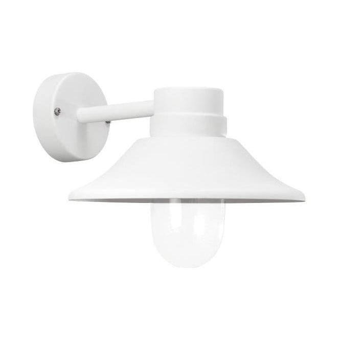 Konstsmide Garden Lighting Vega wall light LED - white 412-250