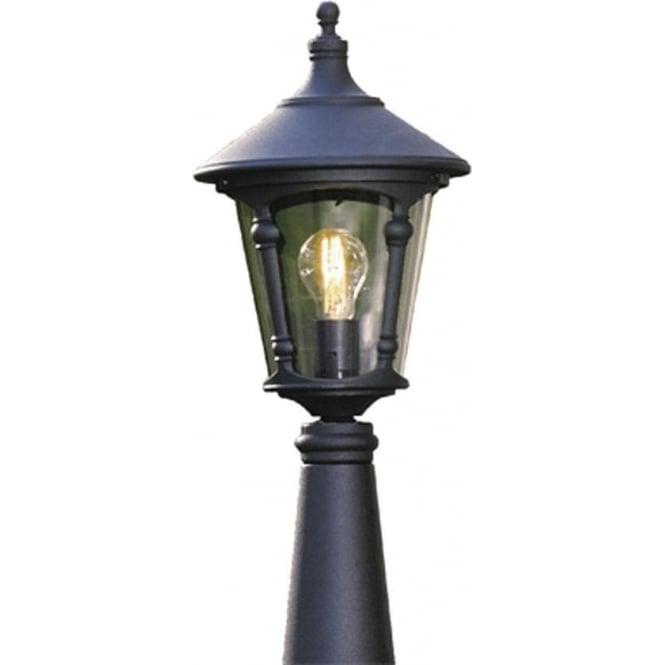 Konstsmide Garden Lighting Virgo single path light - black 578-750