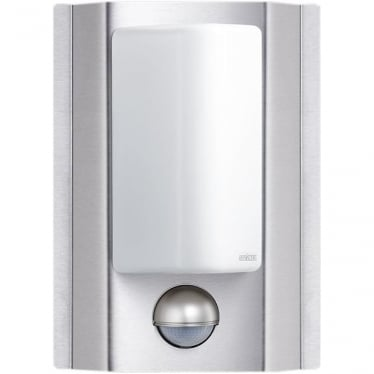 L 860 S Wall light with PIR - silver