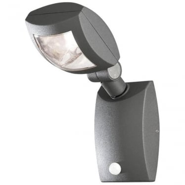 Latina wall lamp high power LED - anthracite 7937-370