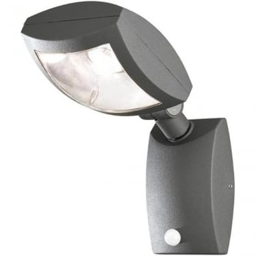 Latina wall lamp high power LED - anthracite 7938-370