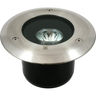 Lawn Light Deck Mount - stainless steel - Low Voltage