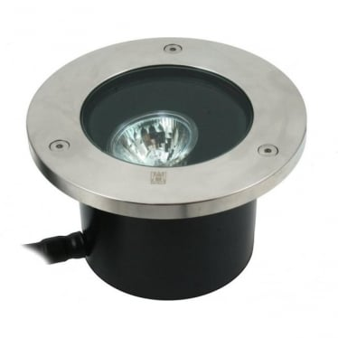 Lawn Light - stainless steel - Low Voltage