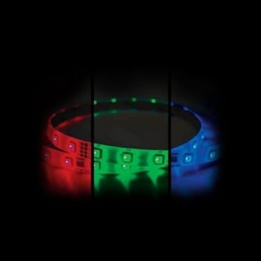 LED5050RGB Colour Changing Flexible Strip IP20 - Bespoke lengths - Low voltage