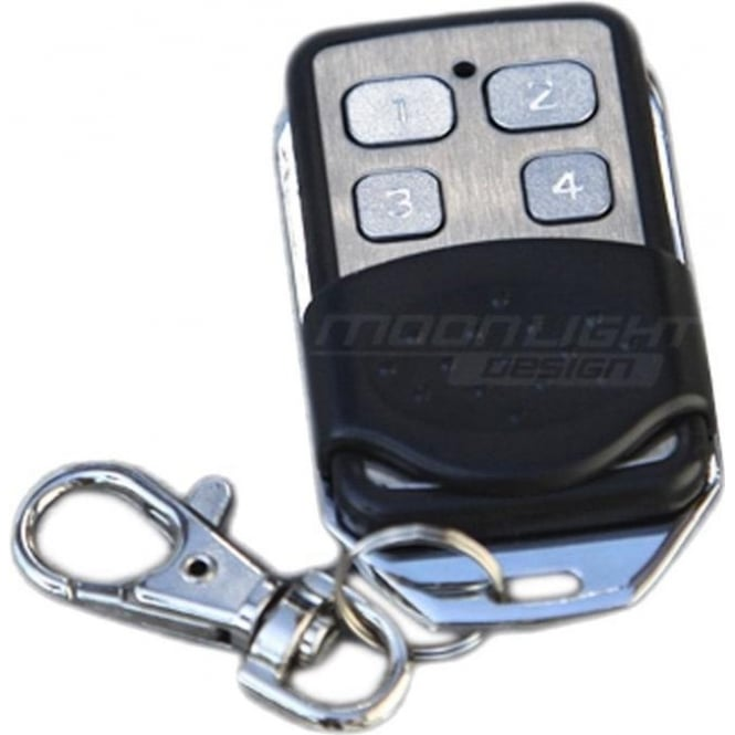 Light Symphony Remote Control 4 zone Key Fob