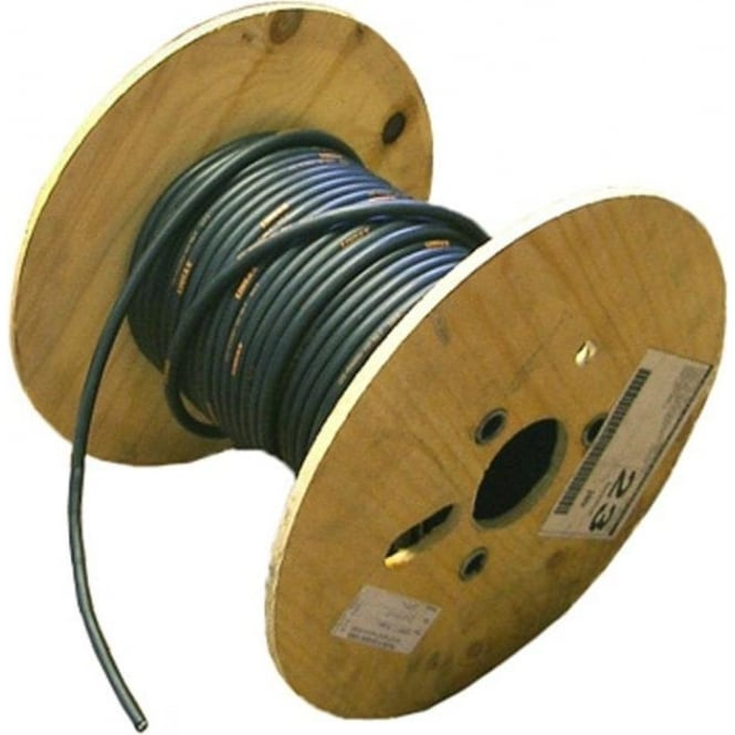 Hunza Outdoor Lighting Low Voltage Cable (HO7RNF) 50 metre reel