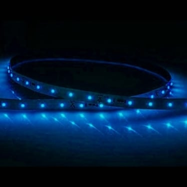 LSC03 Flexible LED Strip IP20 - BLUE - Bespoke lengths