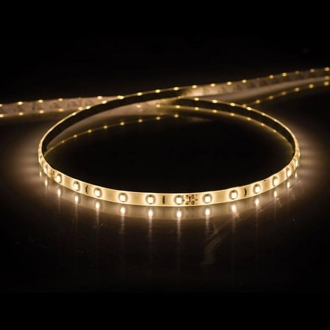 Collingwood Lighting LSV43 Flexible LED Strip IP44 - 5 metre reel only - Low voltage