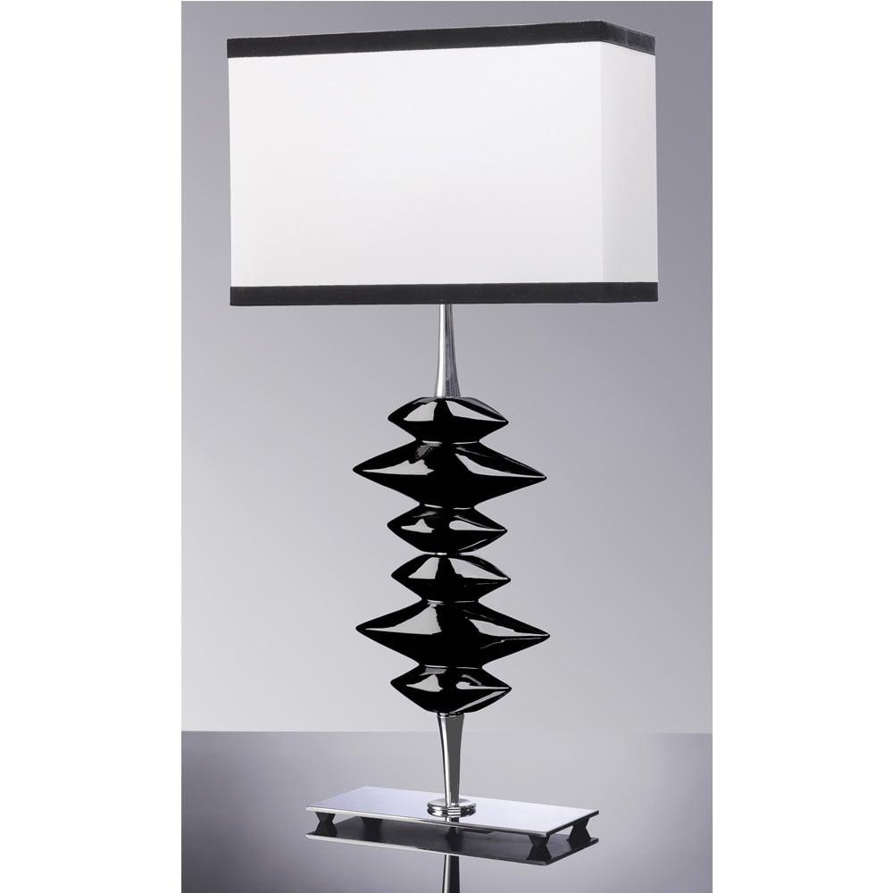 elstead lighting lui 39 s collection alexander black table lamp base only elstead lighting from. Black Bedroom Furniture Sets. Home Design Ideas