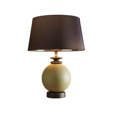 Lui's Collection Green Osiris Orb Lamp - Base only