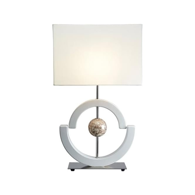Elstead Lighting Lui's Collection Horizon Table Lamp - Base only