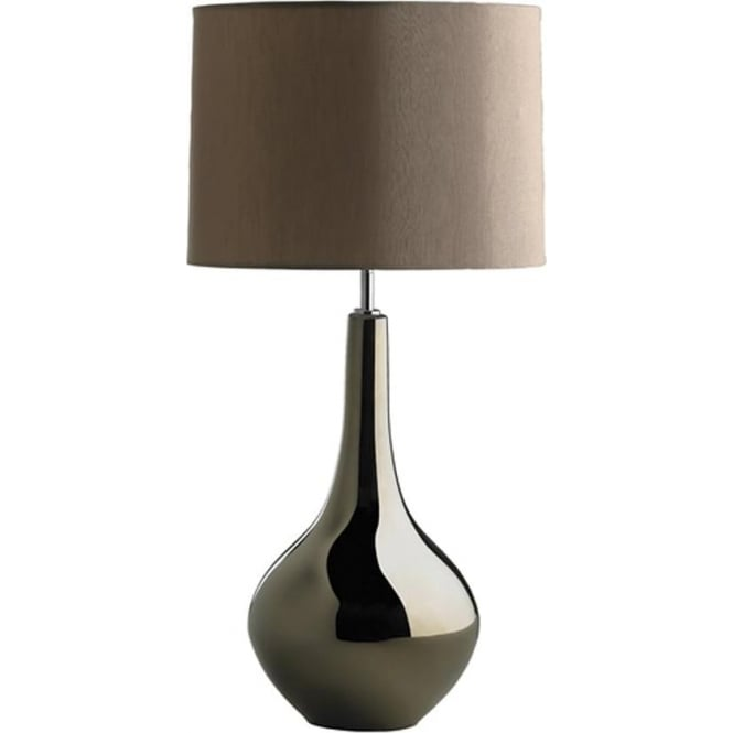 Elstead Lighting Lui's Collection Job Bronze Metallic Table Lamp - Base only