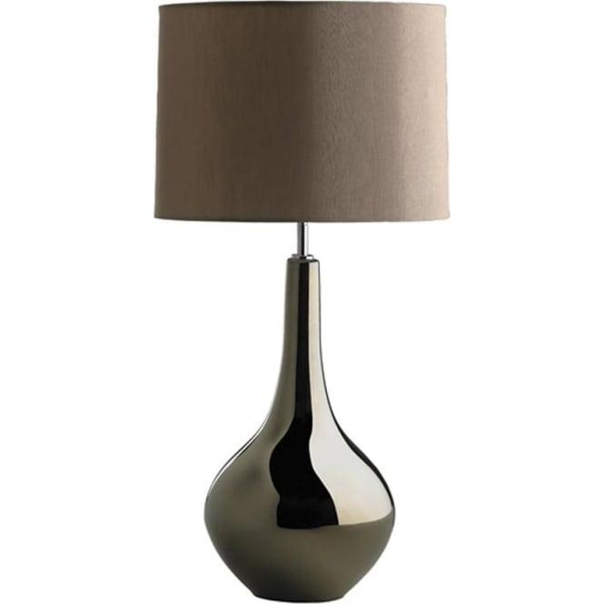 Elstead Lighting Lui's Collection Job Bronze Metallic Table Lamp - Base only