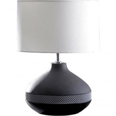 Lui's Collection Max Round Table Lamp - Base only