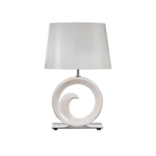 Elstead Lighting Lui's Collection Pearl Small Table Lamp - Base only