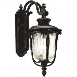 Luverne medium wall lantern - Bronze