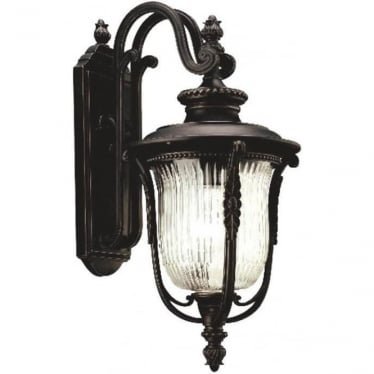 Luverne medium wall lantern - Bronze