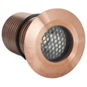 Modux 2 watt - Round - Copper
