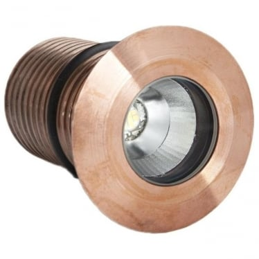 Modux 4 watt - Round - Copper