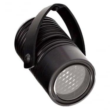 Modux 4 watt - Round with Bracket - Black