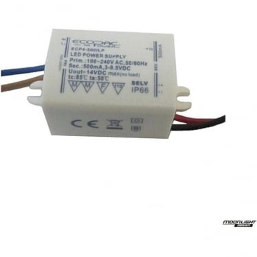 T-ECP4-IF - LED Driver 3w 350mA - Low Voltage