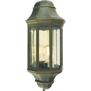 Malaga Half Lantern BlackGold M8 art.170