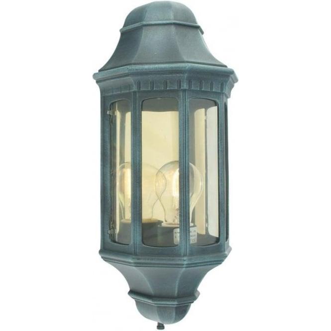 Norlys Malaga Half Lantern Verdi M8 art.170