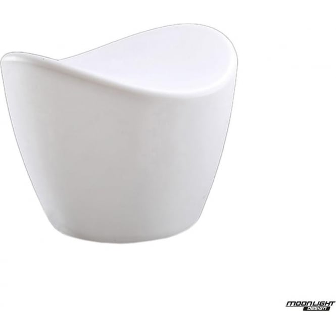 Mantra Cool Stool No Light Outdoor White
