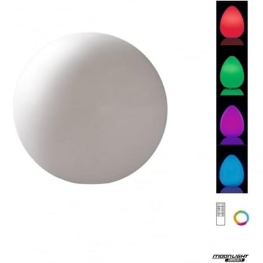 Huevo LED RGB Small Ball Table Lamp Rechargeable Outdoor IP65