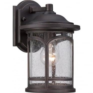 Marblehead Small Wall Lantern Palladian Bronze