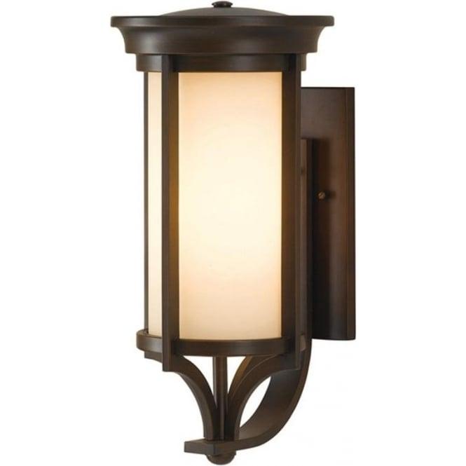 Feiss Merrill medium wall lantern - Bronze