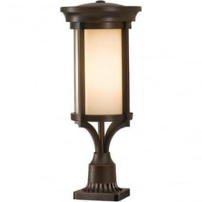 Merrill small pedestal - Bronze
