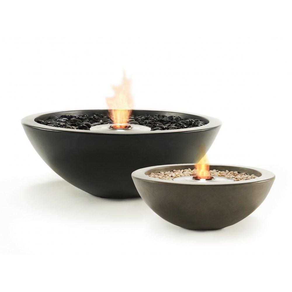 Ecosmart fire ecosmart fire mix fire bowl outdoor for Outdoor fire bowl