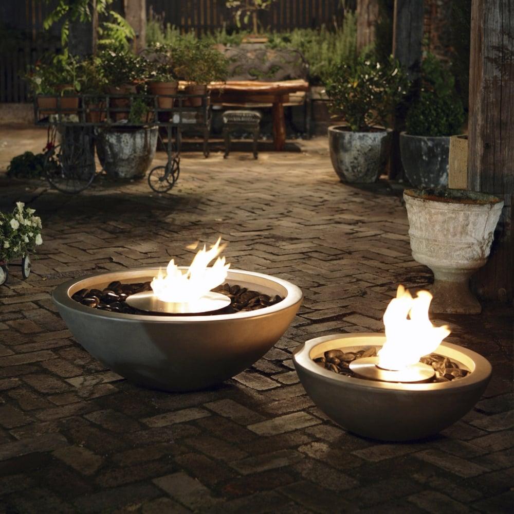 ecosmart fire mix fire bowl outdoor fireplace ecosmart fire from