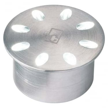 ML01 Decorative LED mini light - stainless steel - Low voltage